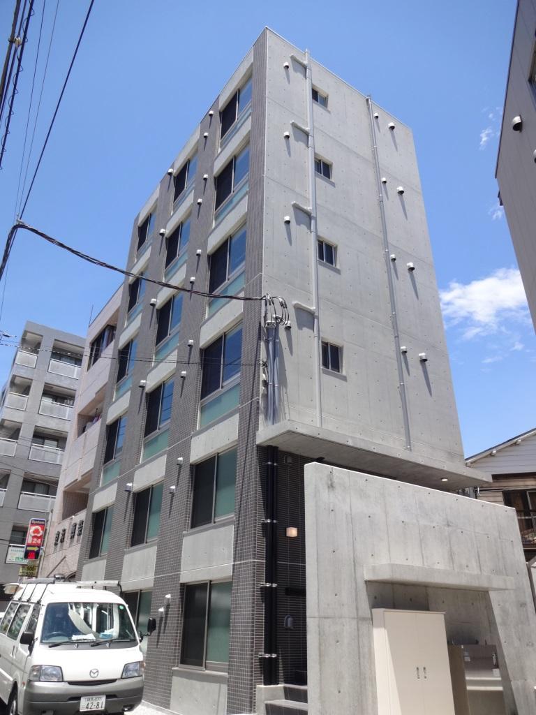 LAFORT YOKOHAMA TSURUMI(ラフォート横浜鶴見)の外観