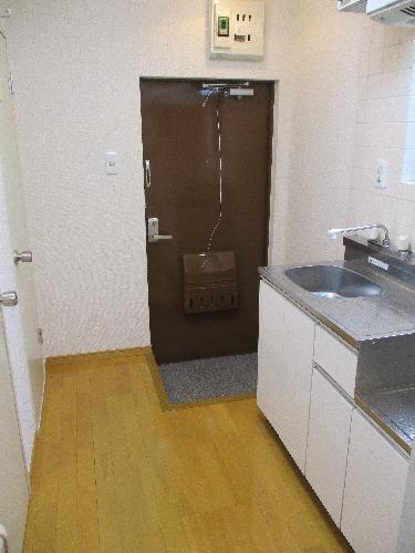 バス・シャワールーム 鏡、洗面ボール付浴室