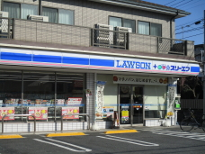 コンビニ スリーエフ板橋徳丸3丁目店(コンビニ)まで341m