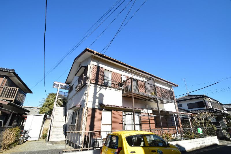 岩田アパートの外観