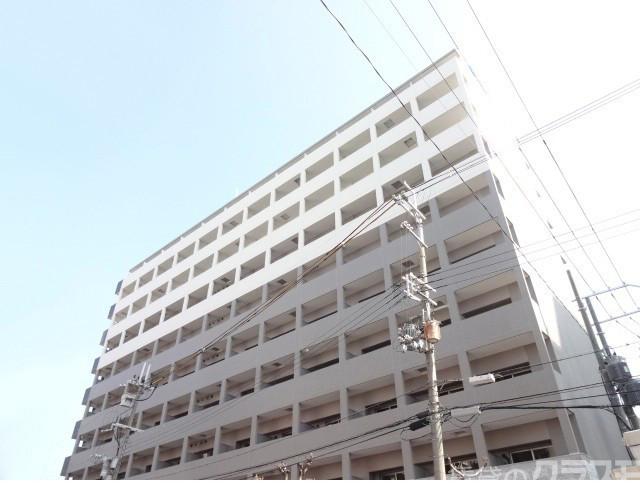 ラクラス新大阪の外観