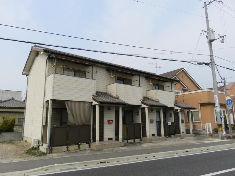 辻井テラスハウスの外観