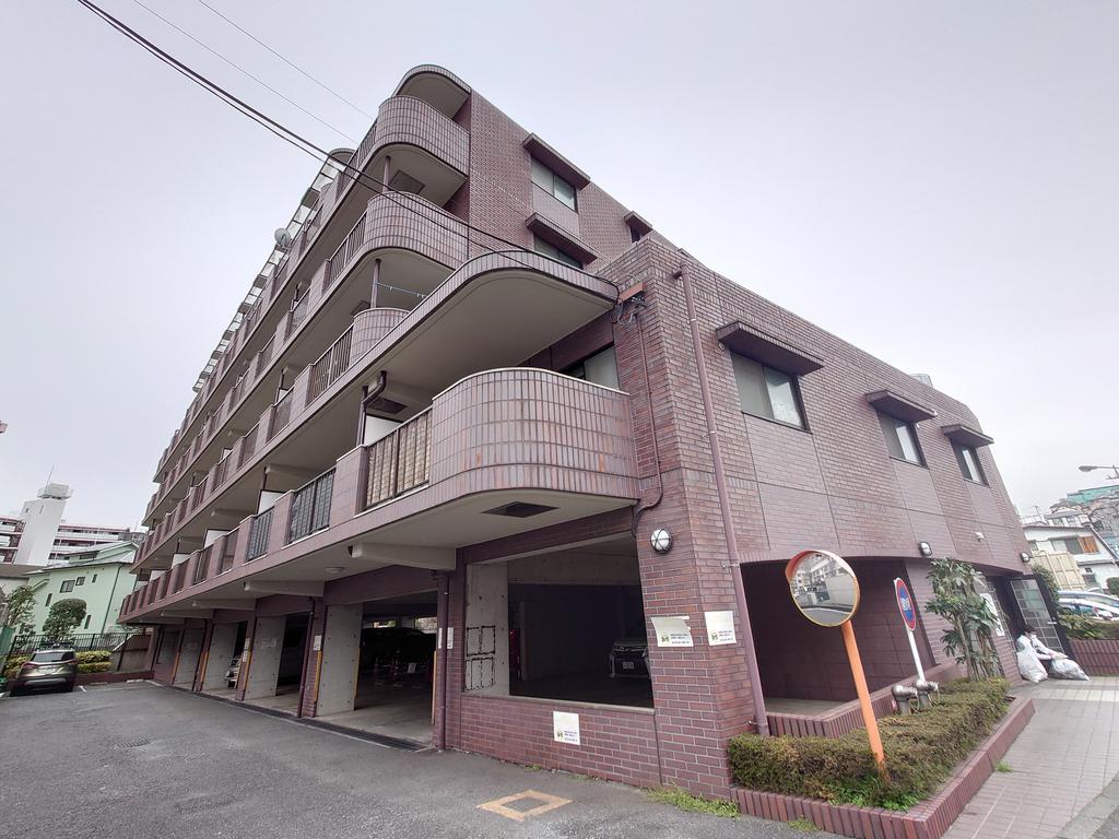 TAKAKURA MANSION (高倉マンション)の外観