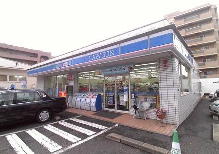 コンビニ ローソン片野新町店(コンビニ)まで233m