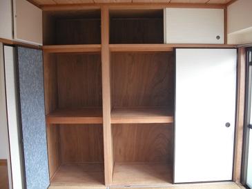 収納 和室収納