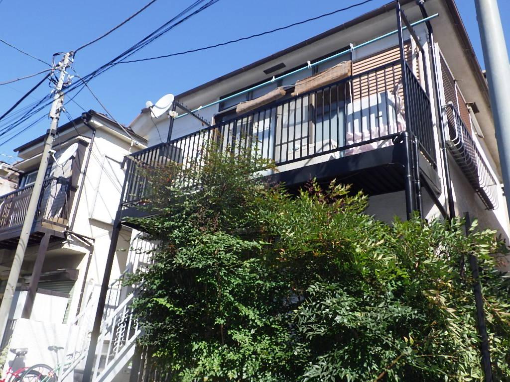 鞆谷貸家1階の外観