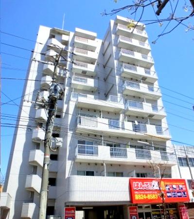 コスモス東札幌の外観