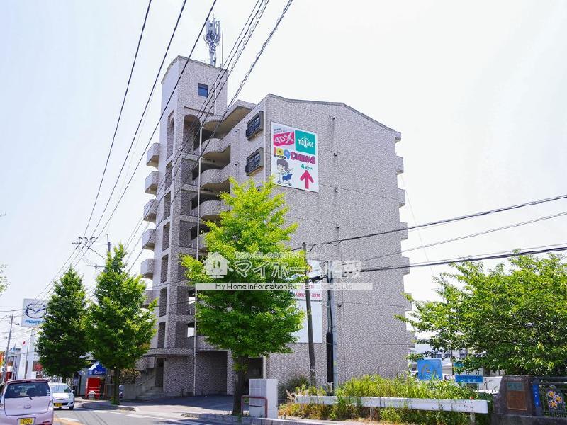 グレスコート佐賀弐番館の外観