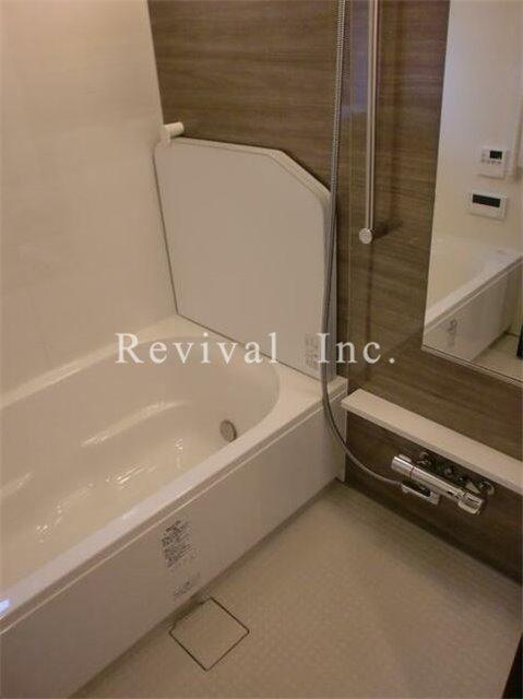 バス・シャワールーム ミストサウナもついている贅沢なバスルーム
