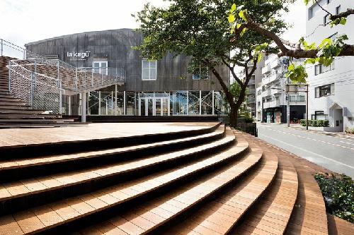ショッピングセンター la kagu(ショッピングセンター)まで645m