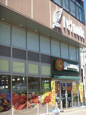 ショッピングセンター 京王リトナード永福町(ショッピングセンター)まで337m