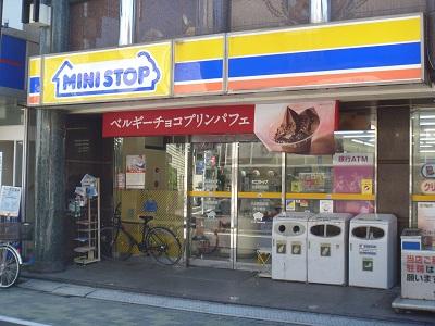 コンビニ ミニストップ永福町駅前店(コンビニ)まで266m