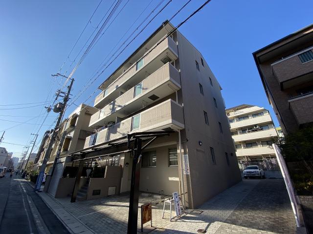JR東海道本線 摂津本山駅 4階建の外観