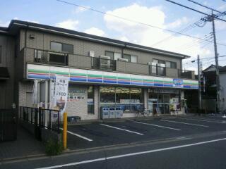 コンビニ スリーエフ板橋徳丸3丁目店(コンビニ)まで322m