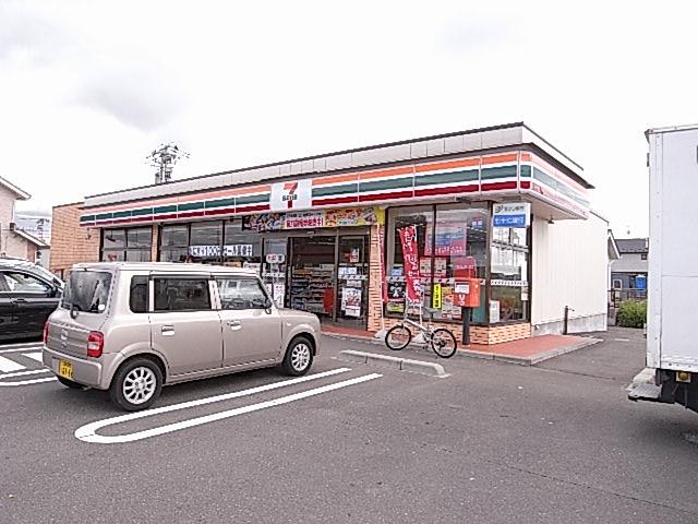 コンビニ セブンイレブン大河原広表店(コンビニ)まで1303m