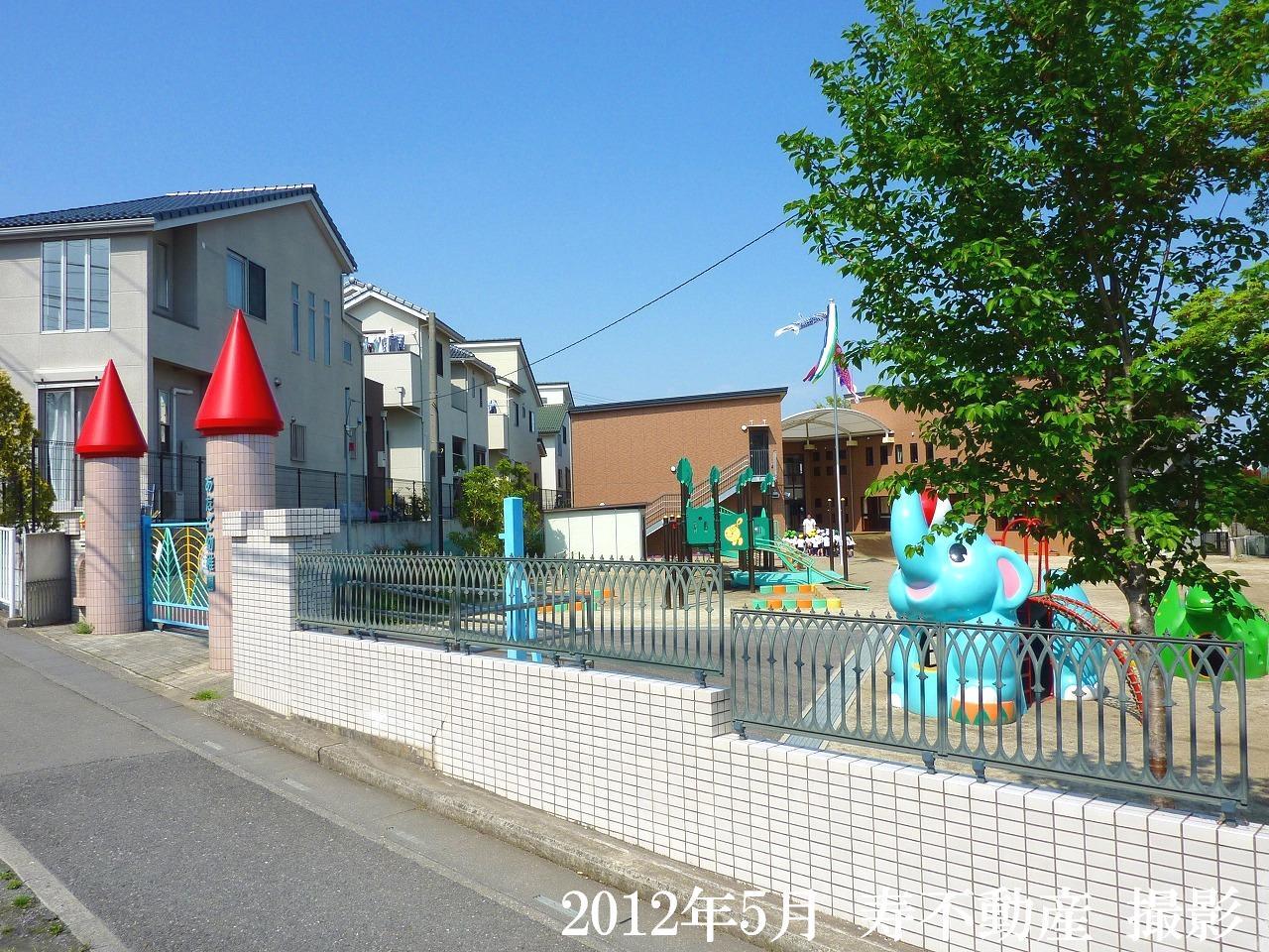 幼稚園・保育園 愛宕幼稚園(幼稚園・保育園)まで260m