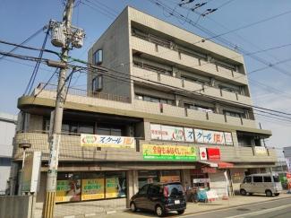 MIWA第3ビルの外観