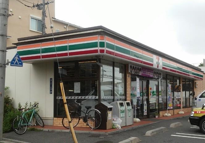 コンビニ セブンイレブン板橋徳丸4丁目店(コンビニ)まで310m