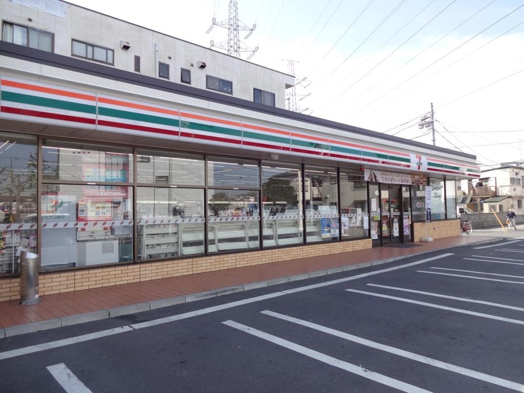 コンビニ セブンイレブン川崎南加瀬5丁目店(コンビニ)まで305m