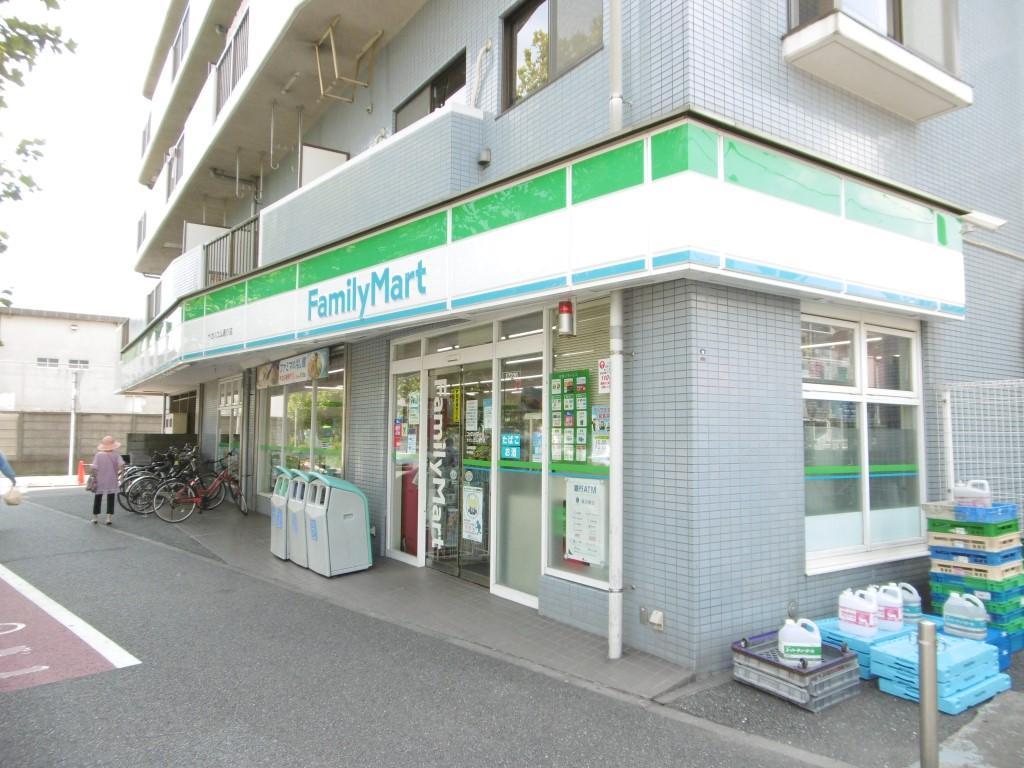コンビニ ファミリーマートかさいゴム通り店(コンビニ)まで269m