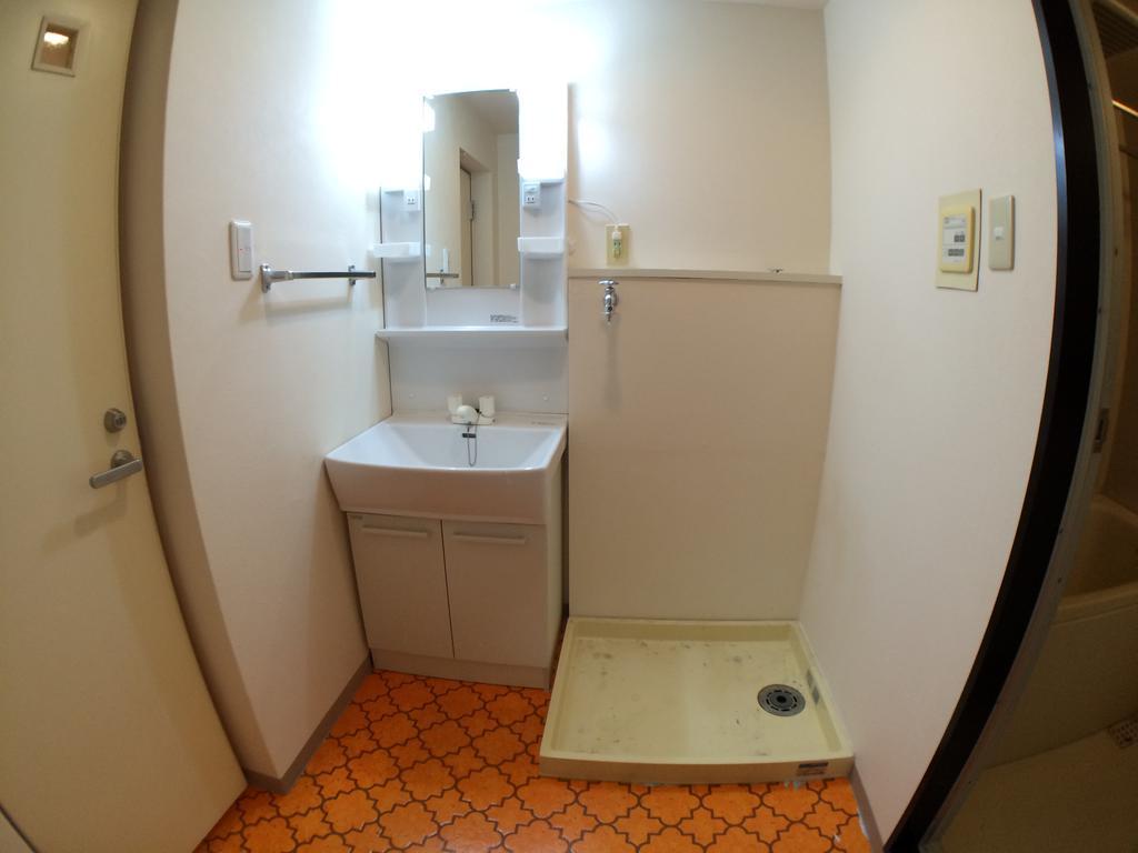 洗面所 独立洗面所 室内洗濯機置場