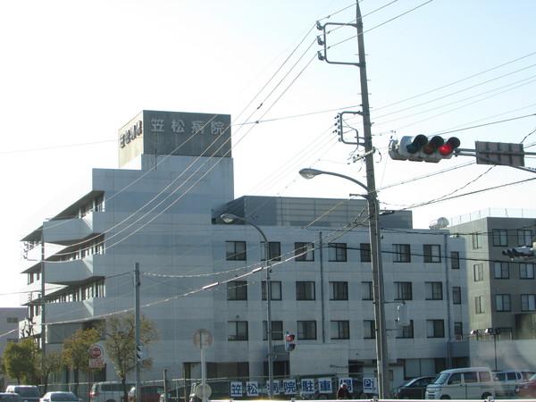 病院 清友会笠松病院(病院)まで1099m