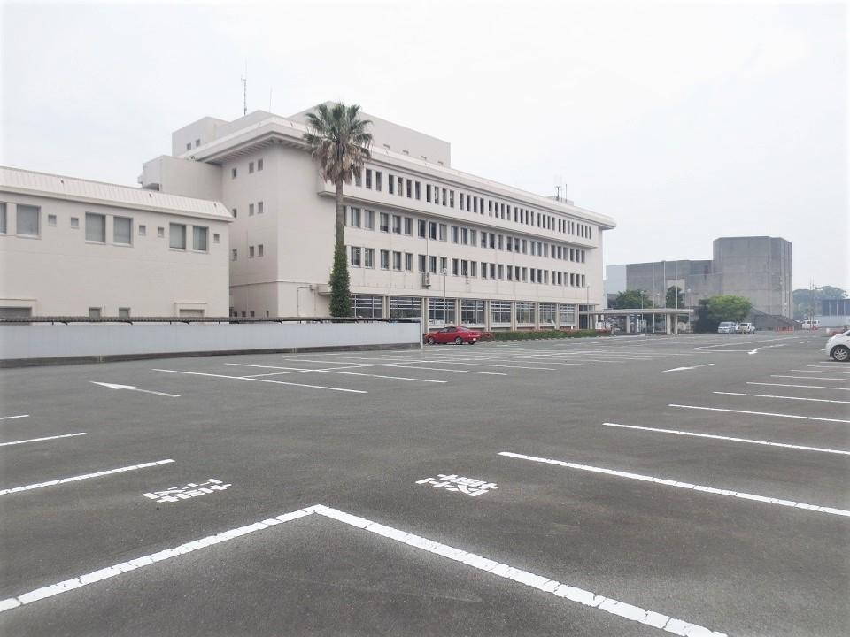 役所 柳川市役所柳川庁舎(役所)まで1426m