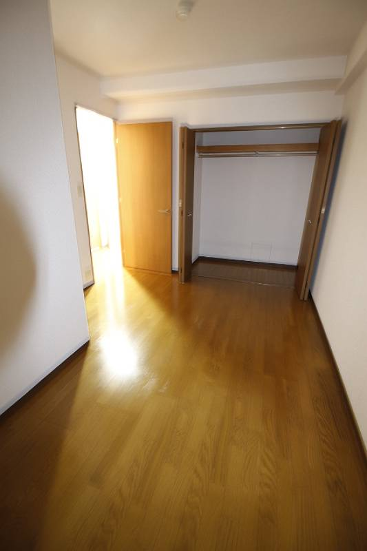 収納 別の部屋の写真です