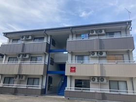 3F建てのマンションです