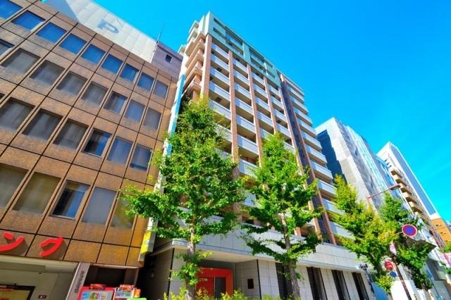 インペリアル新神戸の外観
