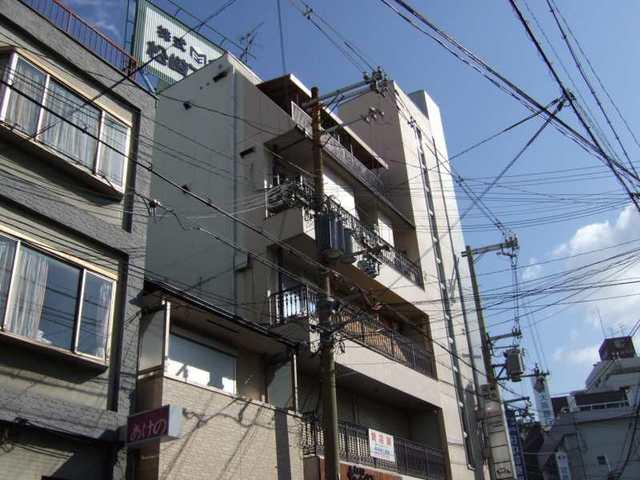 松崎マンション 塚本ビルの外観