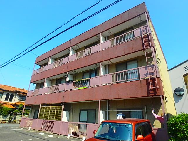 仁田マンションの外観