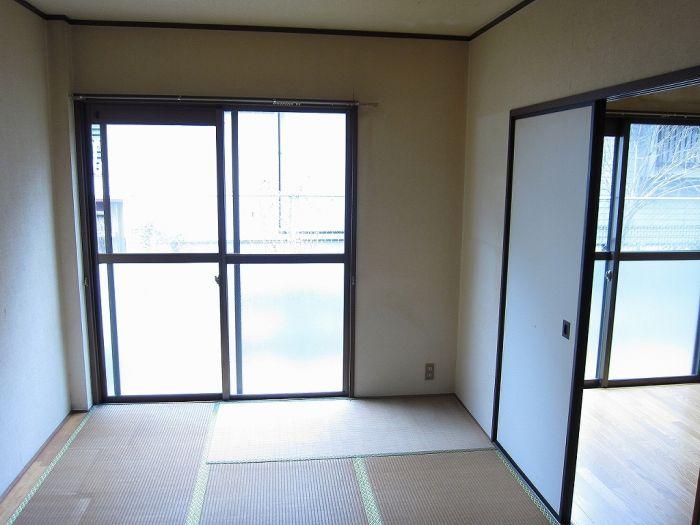 その他部屋・スペース LDKの横は、和室があります。