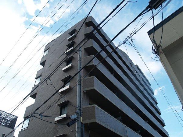 アブニール小田原の外観
