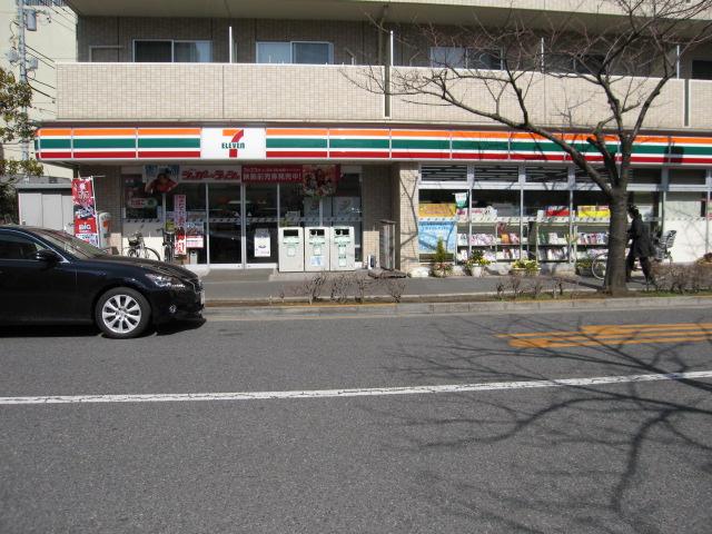 コンビニ セブンイレブン東葛西6丁目店(コンビニ)まで155m