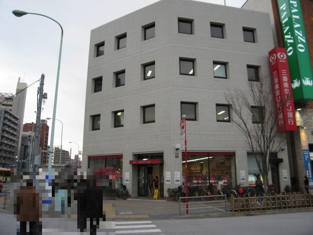 銀行 三菱東京UFJ銀行葛西支店(銀行)まで570m