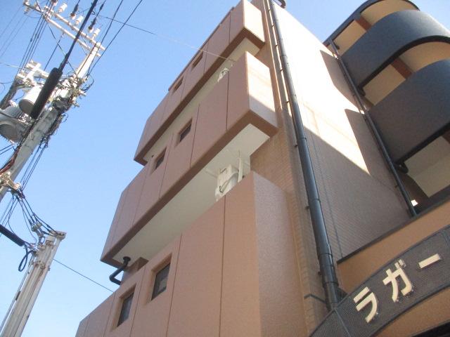 JR東海道本線 甲南山手駅 4階建の外観