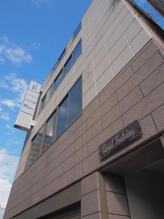 ロイヤルビル駅南銀座の外観