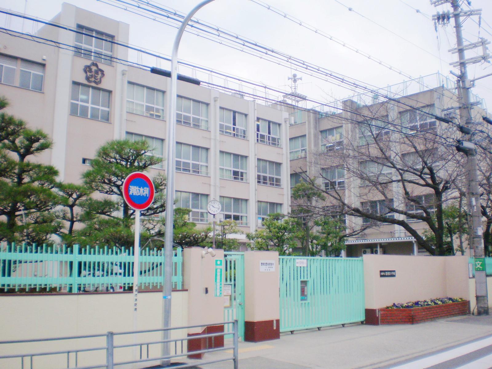 小学校 大阪市立喜連北小学校(小学校)まで351m