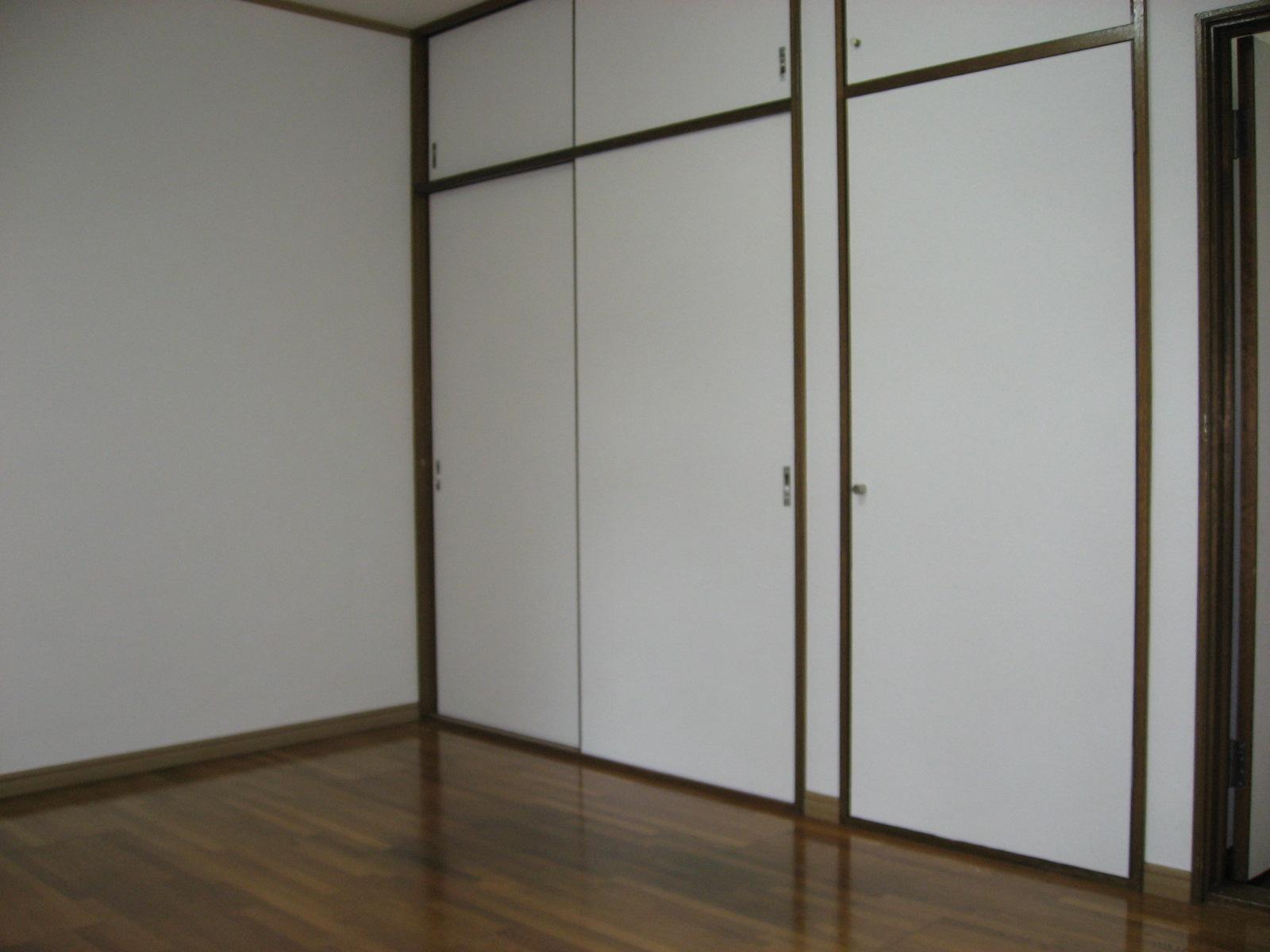 収納 収納の扉を閉めると・・・。