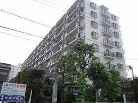 8階建てのマンション5階のお部屋