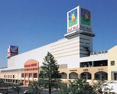 ショッピングセンター ベルモールウエストサイド(ショッピングセンター)まで1216m