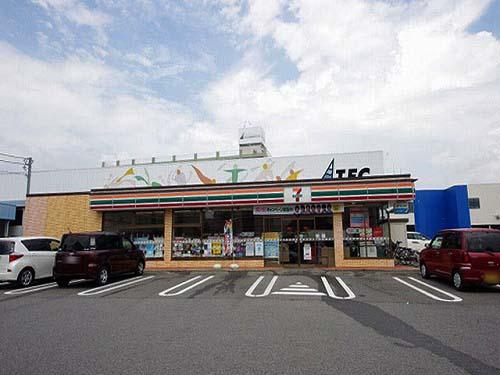 コンビニ セブンイレブン宇都宮東今泉2丁目店(コンビニ)まで481m