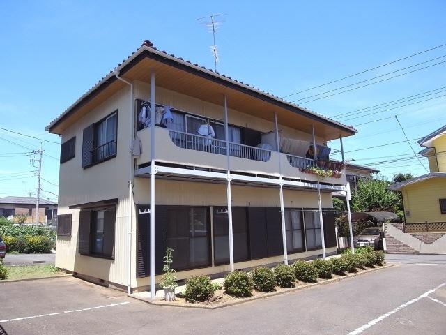 第二串田荘の外観
