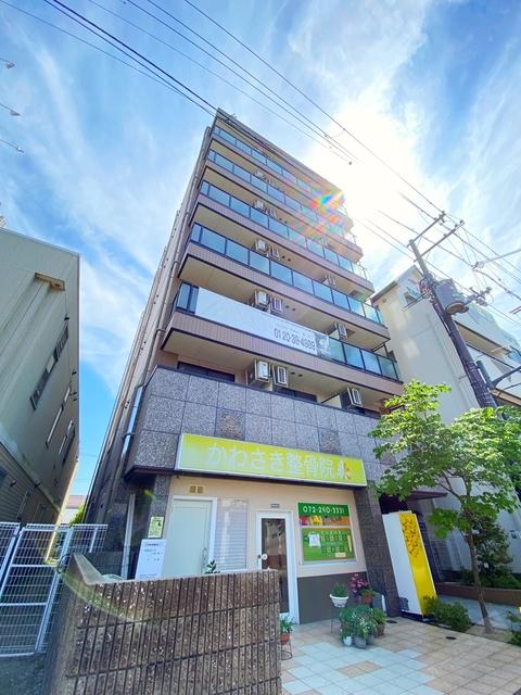 カーライル堺市駅前の外観
