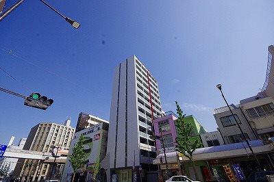 AXIO KOKURA(アクシオ小倉)の外観