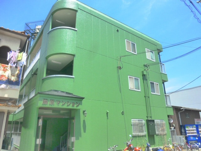 JPアパートメント藤井寺2の外観