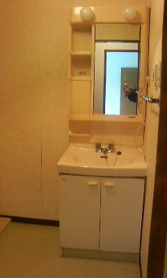 洗面設備 室内洗濯機置き場あり