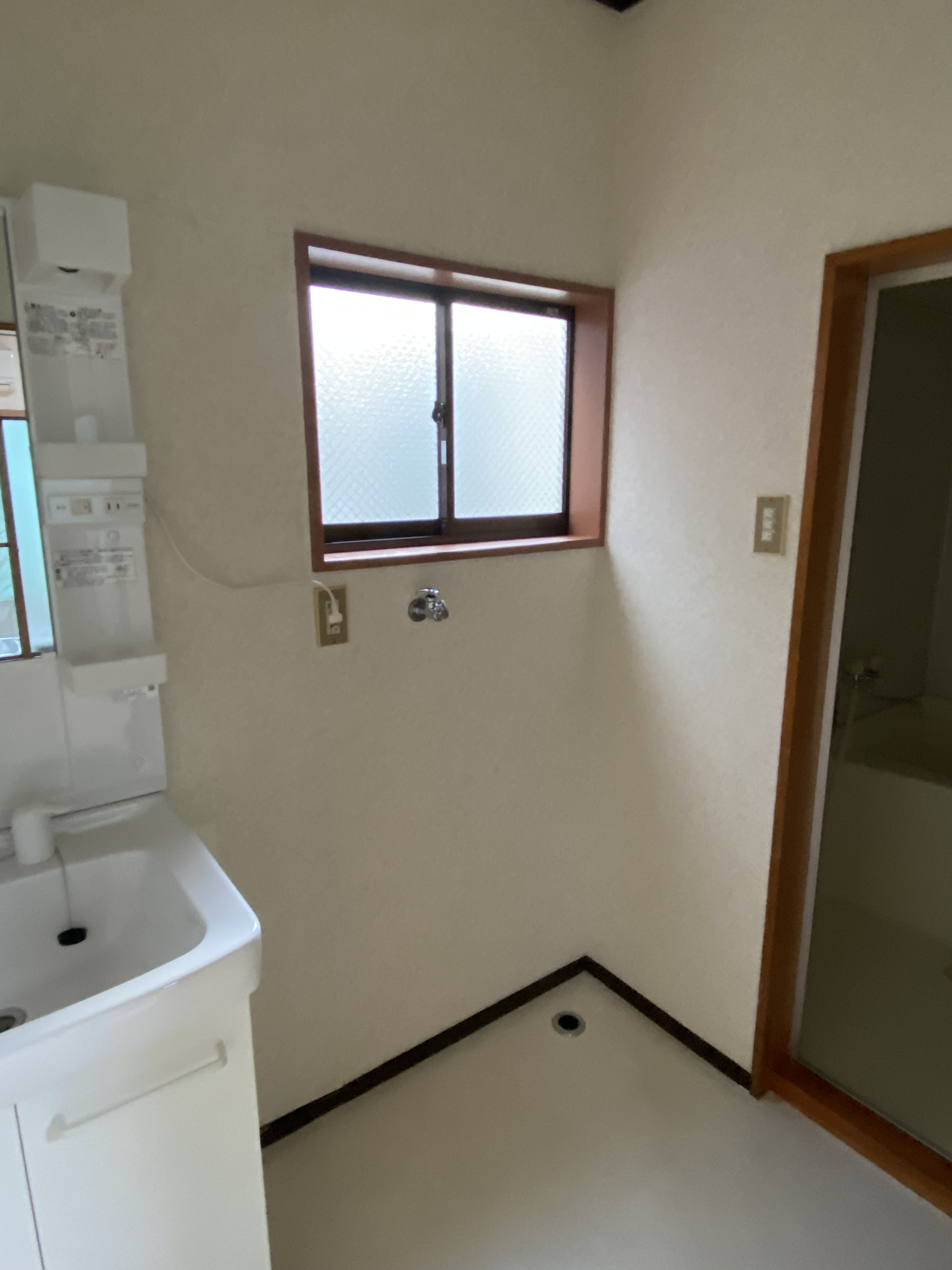 その他部屋・スペース 室内洗濯機置き