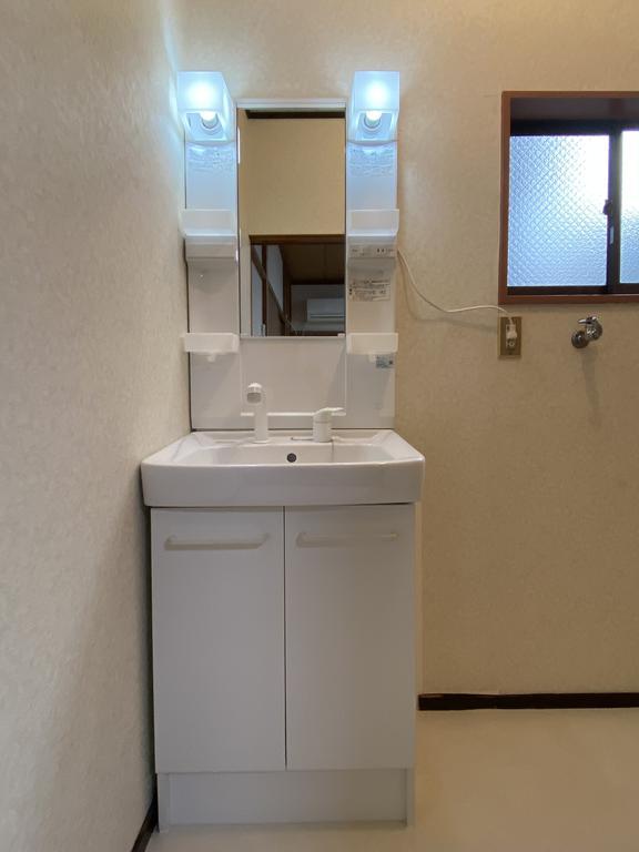 洗面設備 独立洗面台